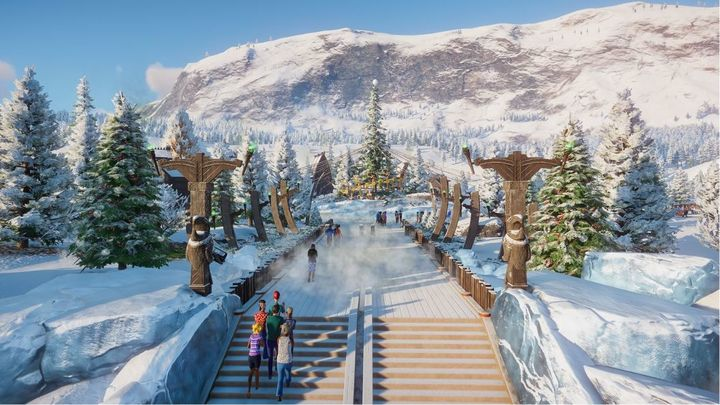 Planet Zoo: Arctic Pack DLC - Recensione