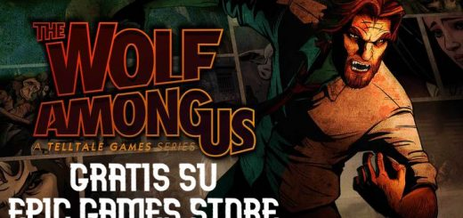 The Wolf Among Us: gratis su Epic Games Store