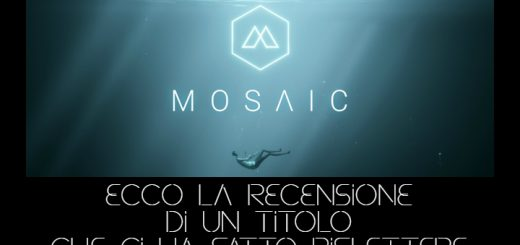 Mosaic: liberiamoci dalla nostra gabbia - Recensione