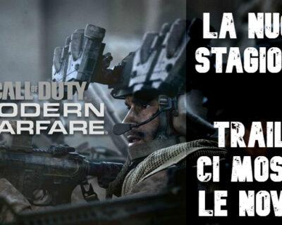 Call of Duty: Modern Warfare: trailer mostra la stagione 1