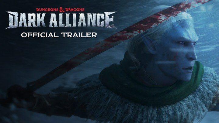 Dungeons & Dragons: Dark Alliance si mostra con un Trailer ai TGA