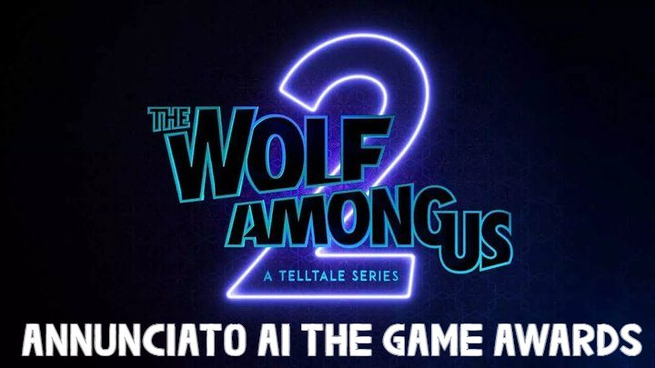 The Wolf Among Us 2: annunciato ai The Game Awards