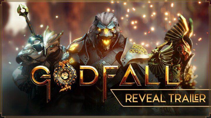 Godfall: Trailer ufficiale per PS5 al The Game Awards 2019