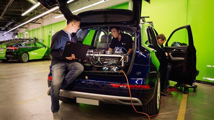Nvidia presenta DRIVE AGX Orin: piattaforma avanzata per macchine autonome