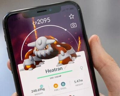 Pokémon Go: eventi Gennaio 2020 riportano Heatran