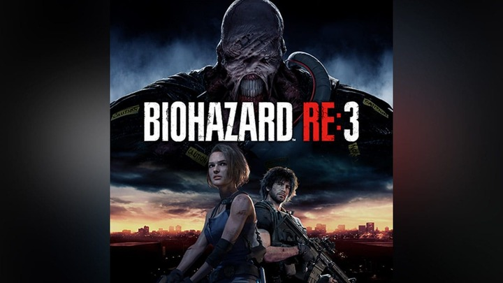 Resident Evil 3 Remake: cover art appare su PSN