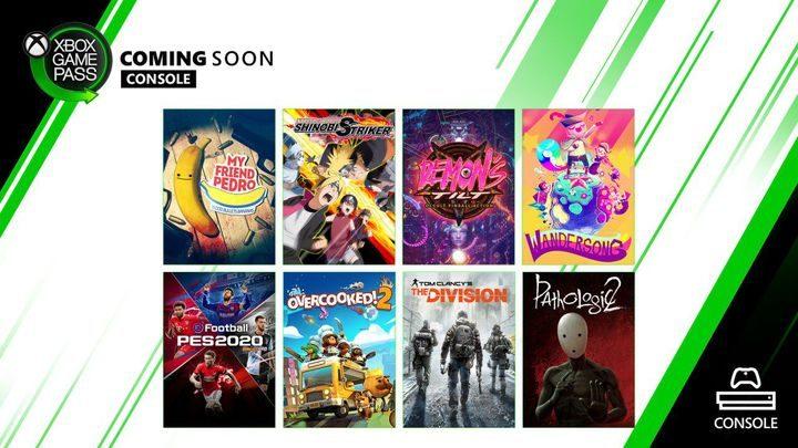 Xbox Game Pass: giochi in arrivo a Dicembre 2019
