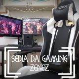 Sedia da Gaming Zenez - Recensione
