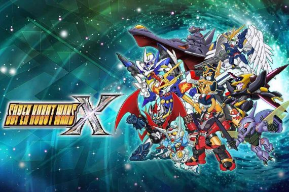 Super Robot Wars X – Recensione