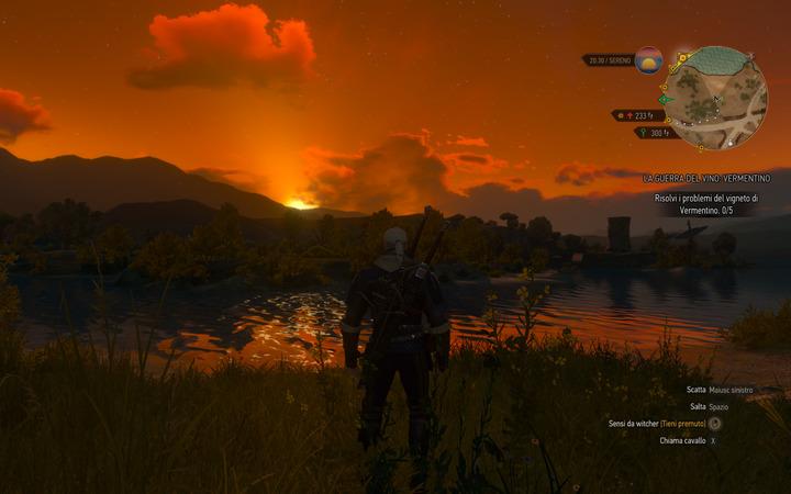 The Witcher 3: picco di giocatori su Steam