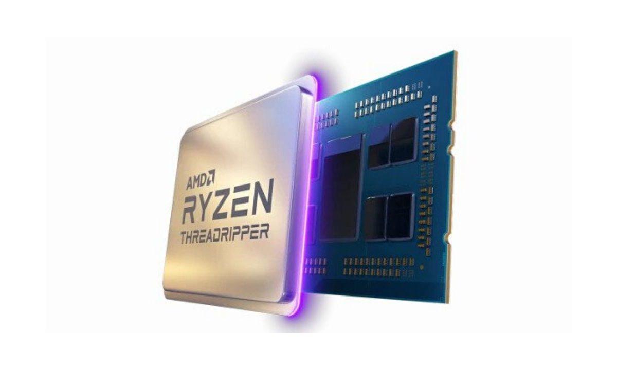AMD: Threadripper 3990X a 64 cores in 8k CES 2020
