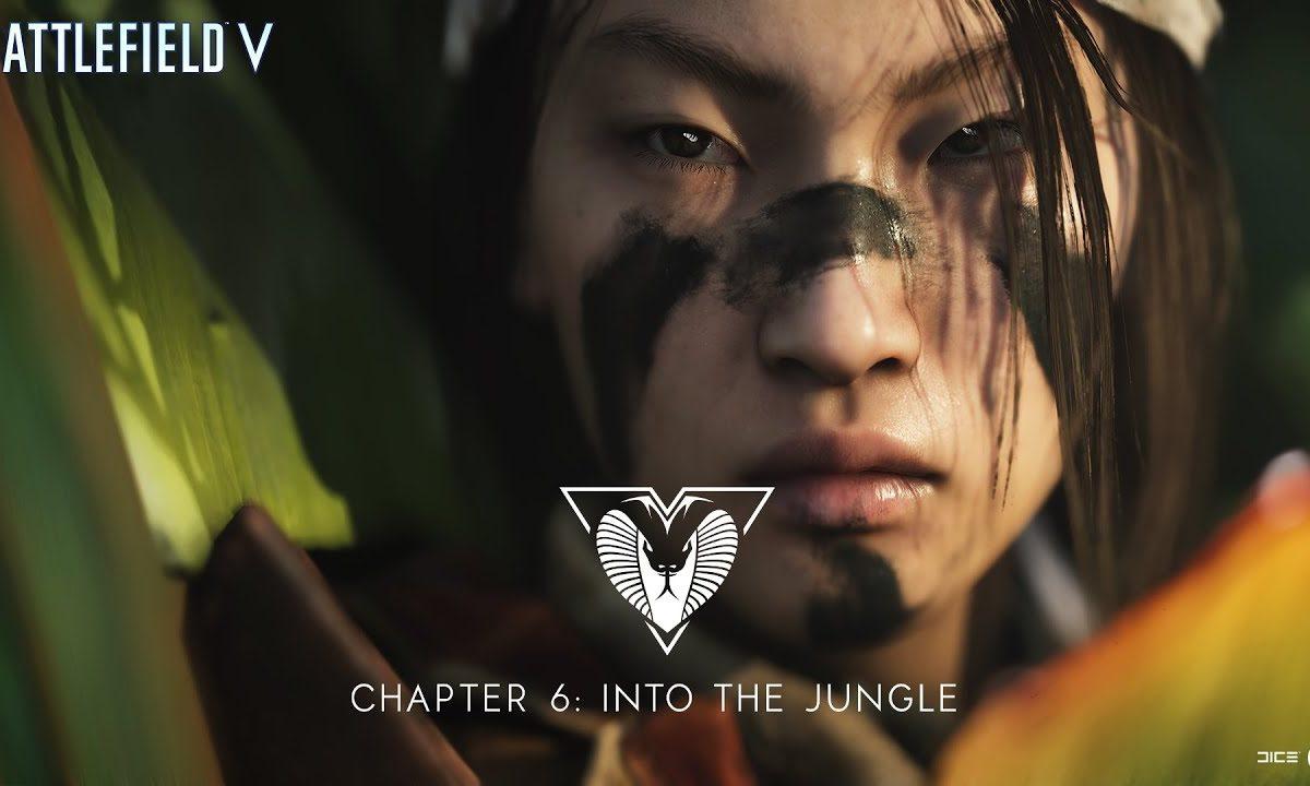 Battlefield 5: il nuovo capitolo 6 nella giungla