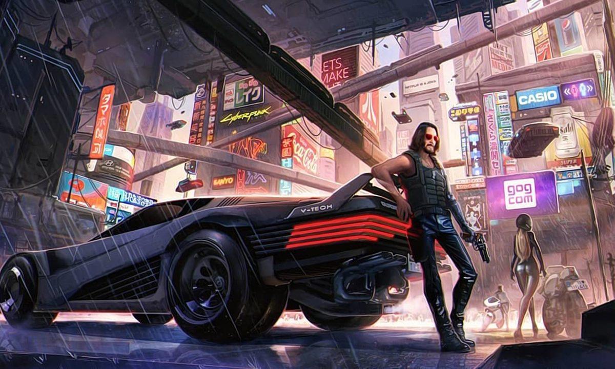 Cyberpunk 2077: rimandato a Settembre