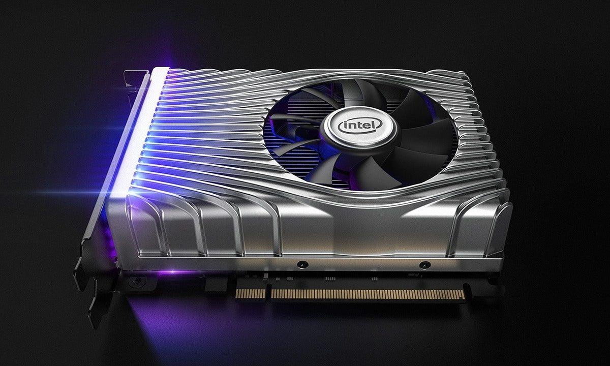 Intel: mostrata la DG1, la prima scheda video dedicata