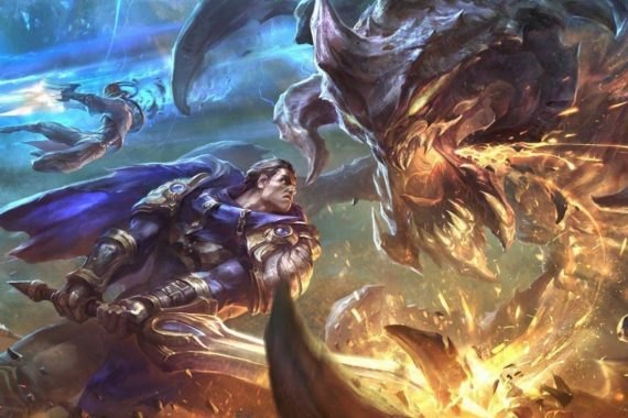 Legends of Runeterra – Provato