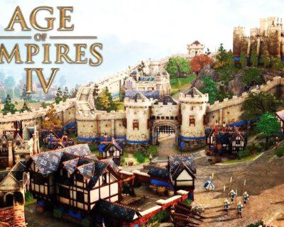 Age of Empires 4: uscita e nuove informazioni