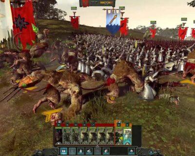 Total War Warhammer 3: notizie e mappa
