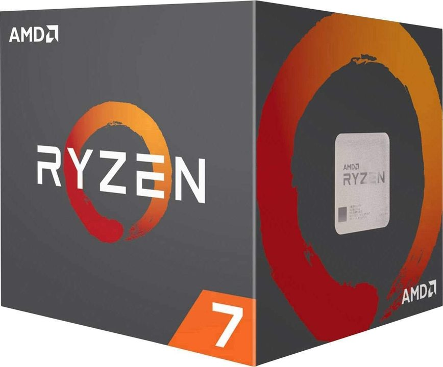 PC da gaming Fascia Ultra AMD Ryzen 7 3800X