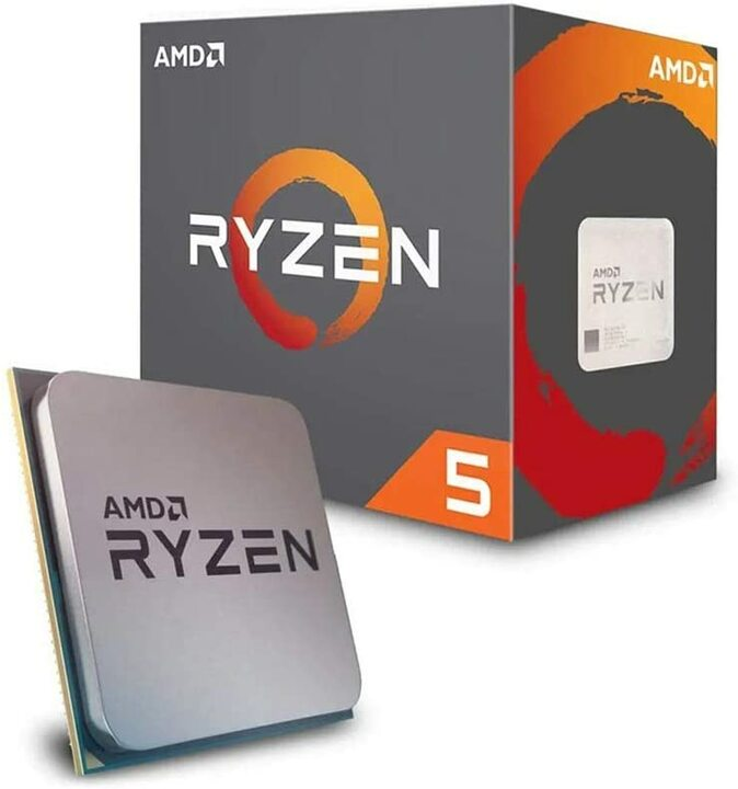PC da gaming fascia media AMD Ryzen 5 2600