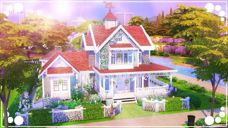 The Sims 4 -Casa
