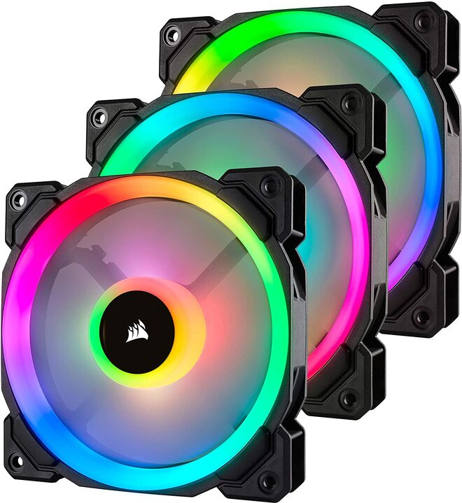 PC da gaming Fascia Ultra Extra Corsair LL120 RGB