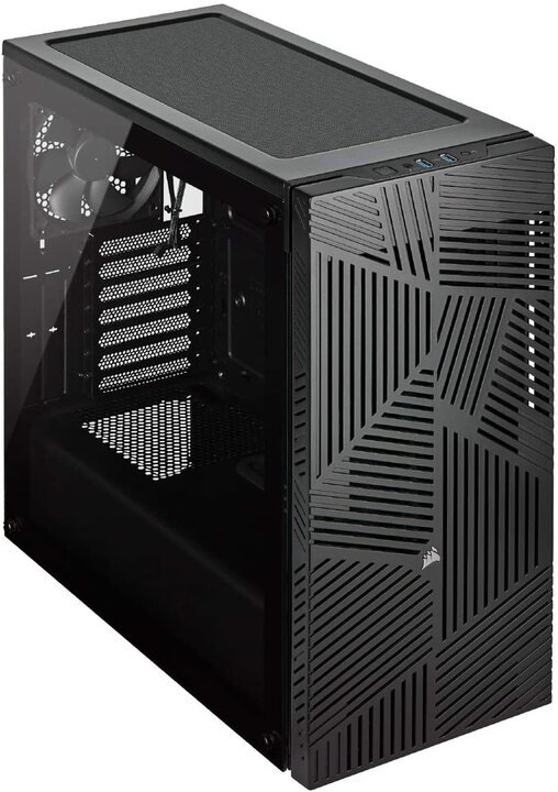 PC da gaming fascia media Corsair 275R Airflow