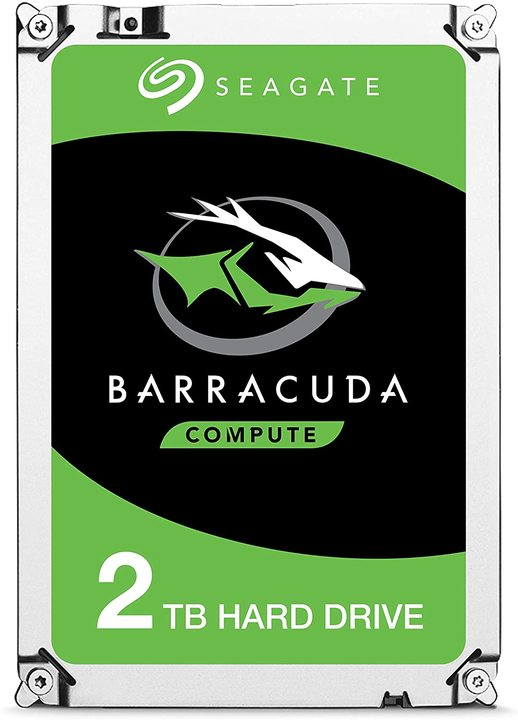 PC da gaming Fascia Ultra Seagate Barracuda 2 TB 7200 RPM