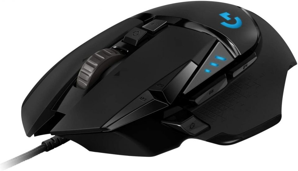 Mouse da Gaming - Logitech G502 Hero