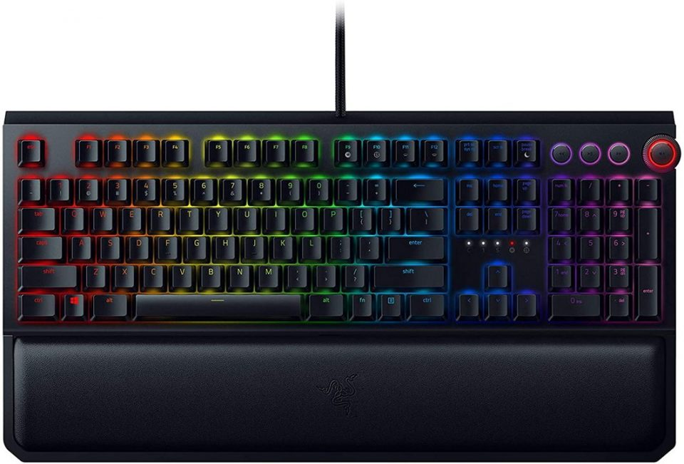Tastiera da Gaming - Razer BlackWidow Elite