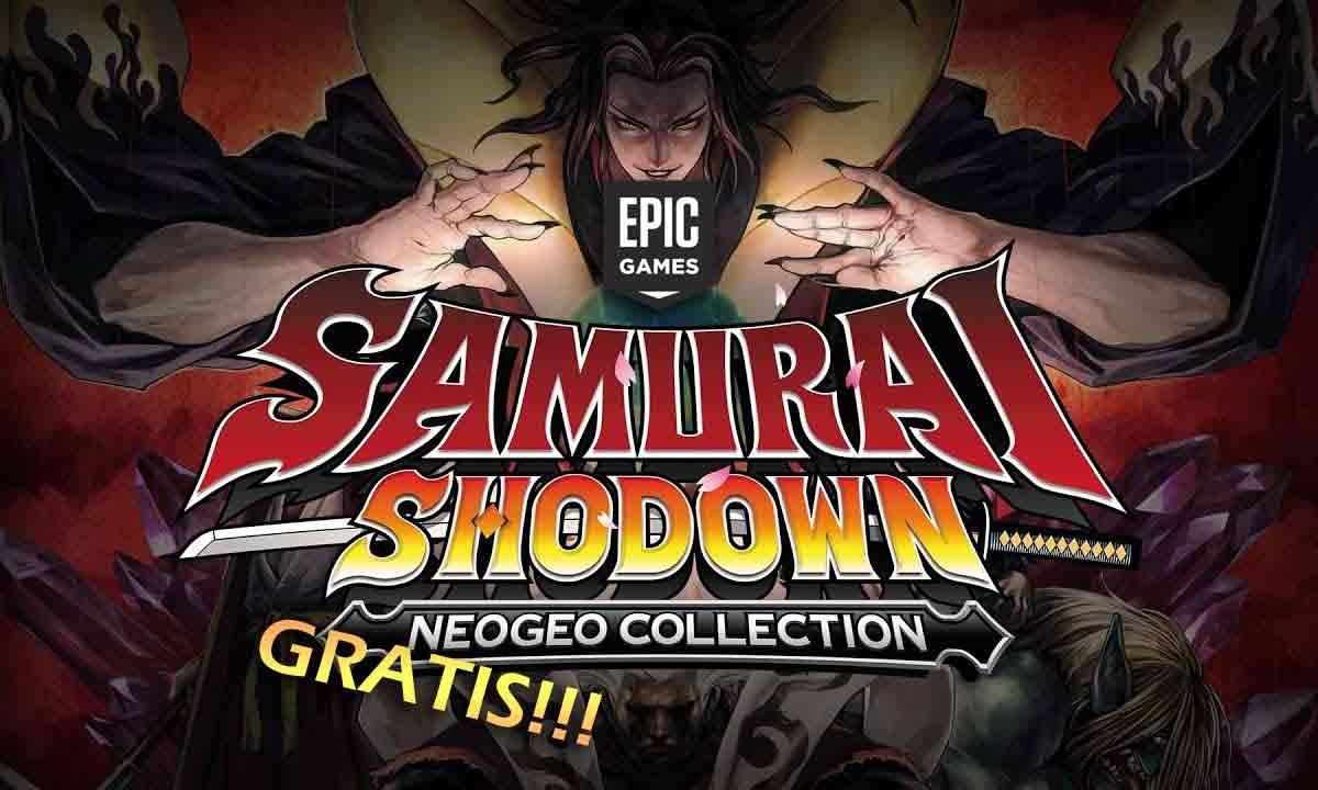 Epic Games Store: 7 giochi gratis di Samurai Shodown su PC