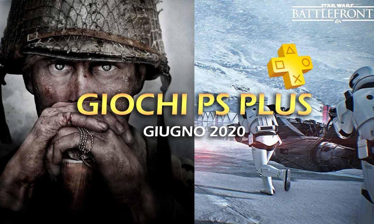 Giochi PS Plus Giugno 2020: Cod WW2 gratis e non solo