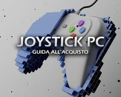 Migliori Joystick PC – Guida all'acquisto