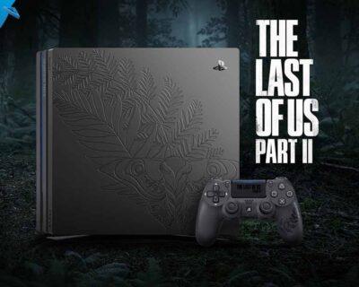 The Last of Us 2: PS4 Pro in edizione speciale