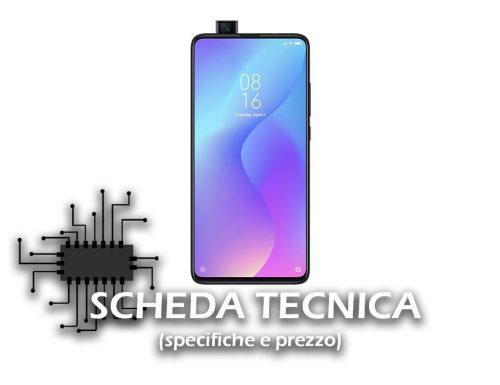 Xiaomi Mi 9T – Scheda Tecnica