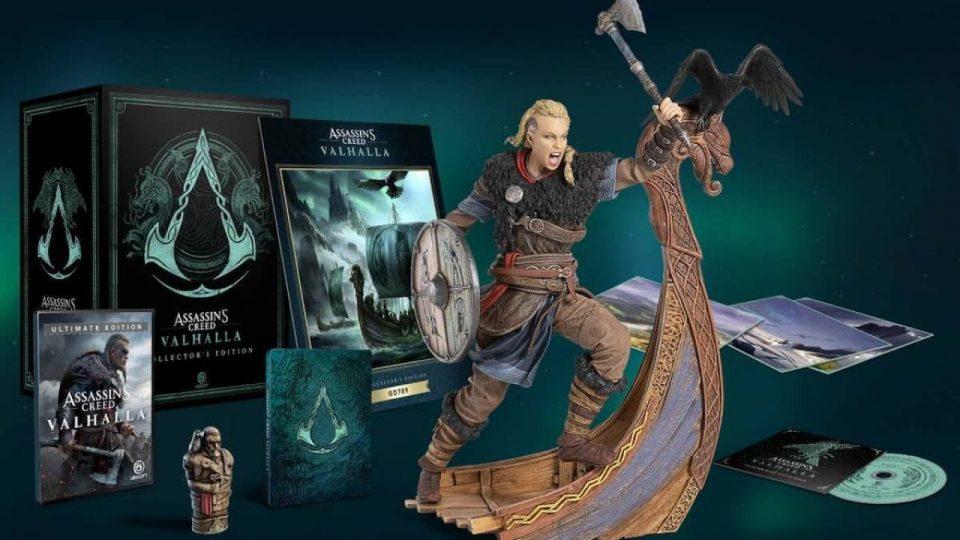 Assassin's Creed Valhalla prezzo