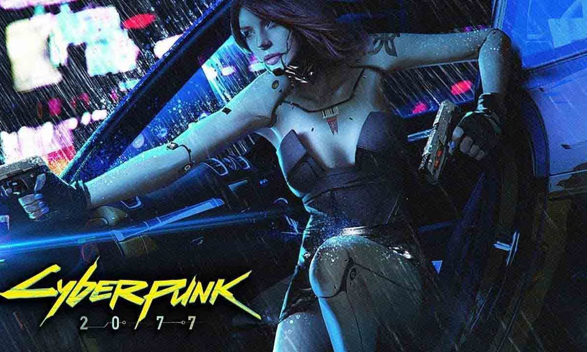 Cyberpunk 2077: uscita, trailer e wallpapers