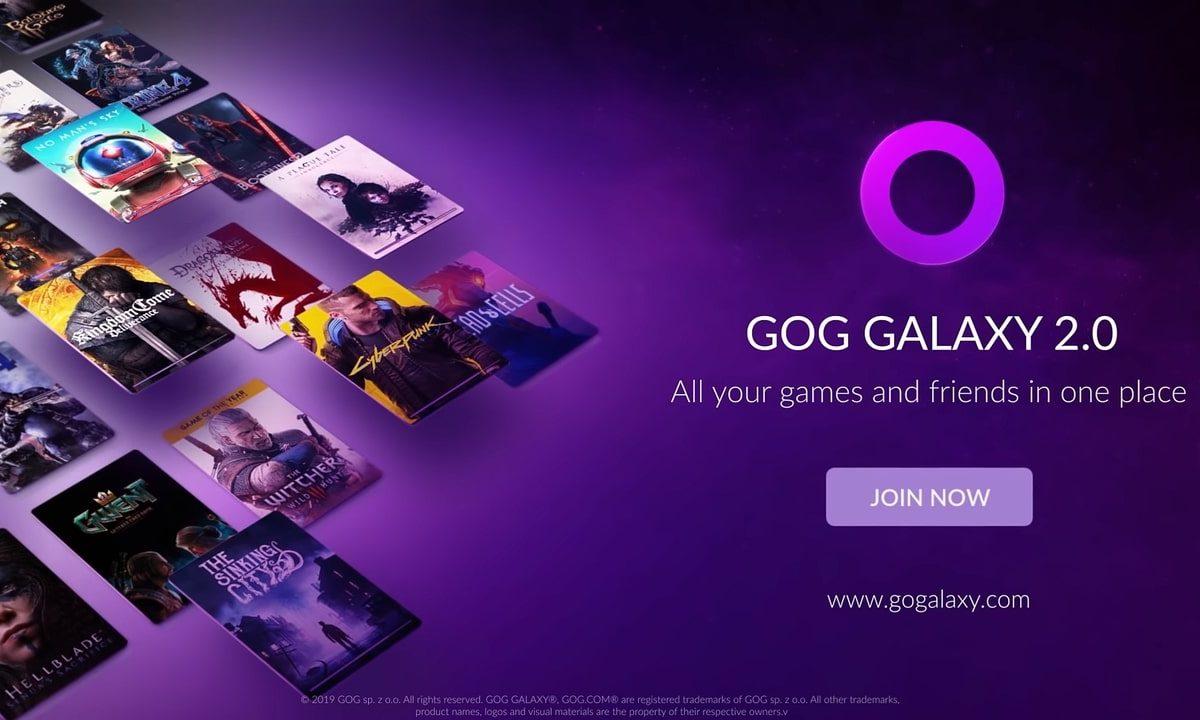 The Witcher 3: gratis con GOG Galaxy 2.0
