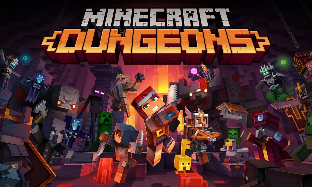 Minecraft Dungeons: requisiti di sistema per PC
