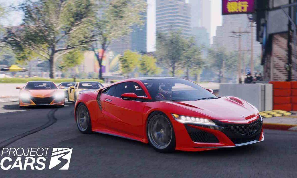 Project Cars 3: data di uscita, trailer e texture in 12k