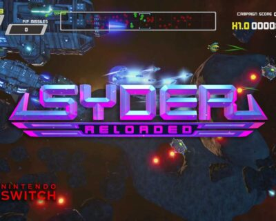 Syder Reloaded per Nintendo Switch – Recensione