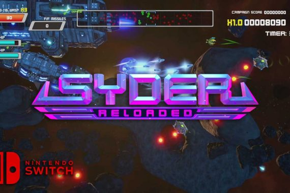 Syder Reloaded per Nintendo Switch – Recensione