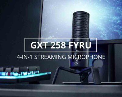 GXT 258 FYRU 4-in-1 microfono streaming: Recensione