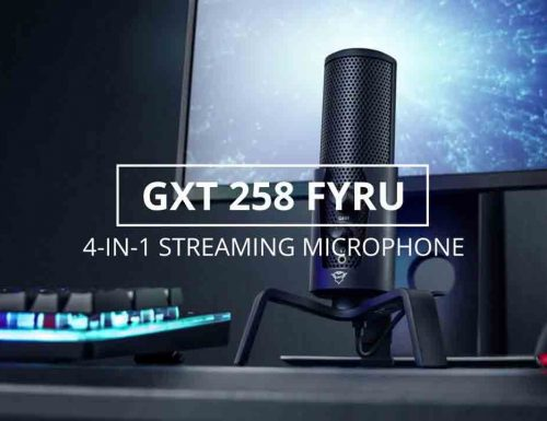 GXT 258 FYRU 4-in-1 microfono streaming – Recensione