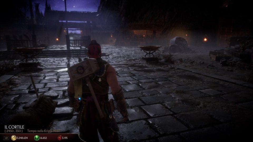Mortal Kombat 11 kripta