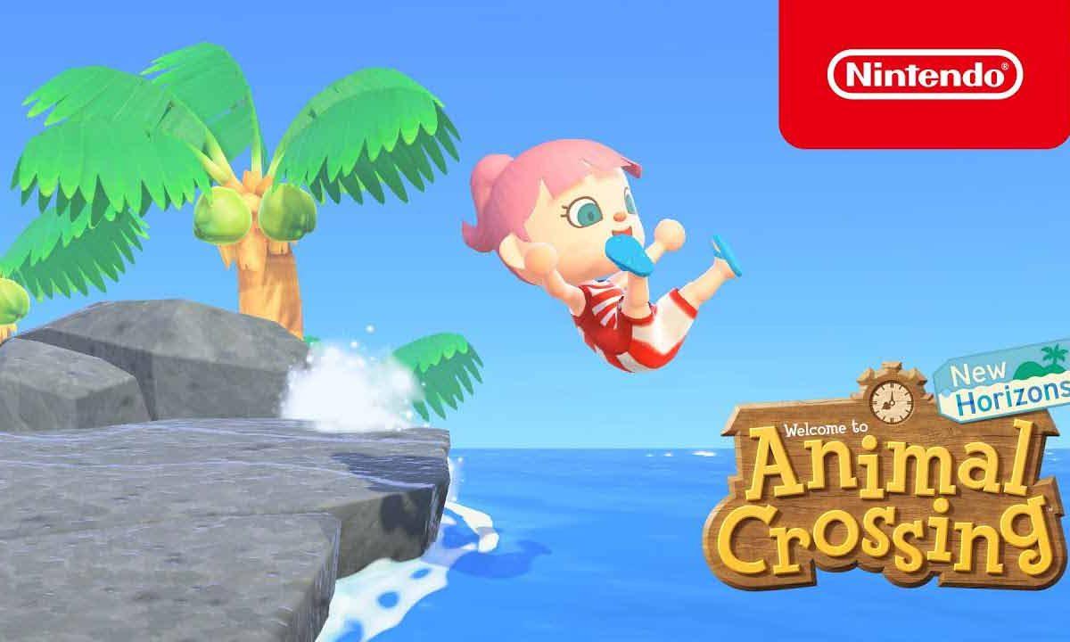 Animal Crossing: New Horizons – Aggiornamento di luglio