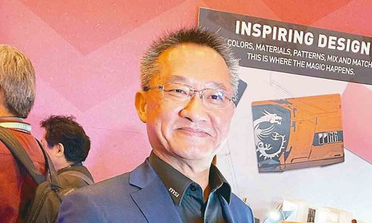 Charles Chiang: morto il CEO di MSI a 56 anni