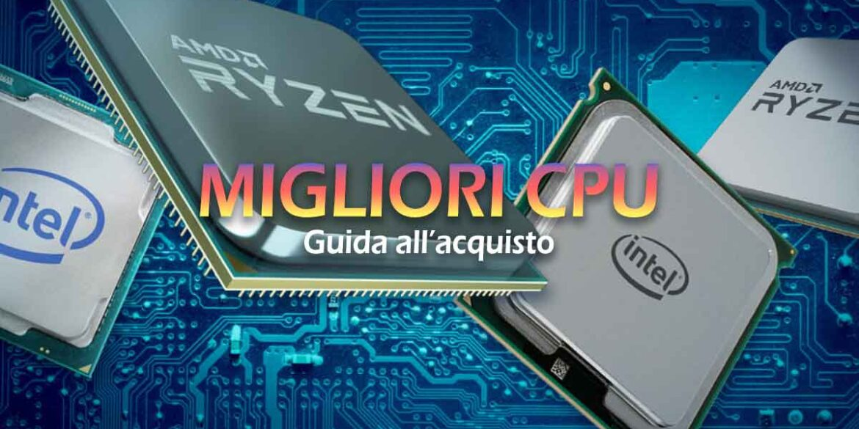 Classifica processori del 2021: confrontiamo le CPU – Guida all'acquisto