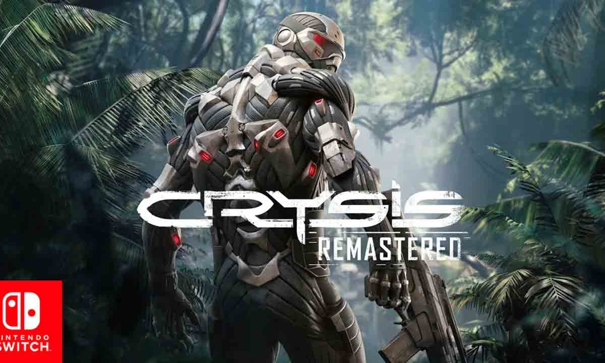 Crysis Remastered per Nintendo Switch – Recensione
