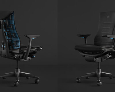 Embody Gaming Chair: Logitech G presenta la nuova sedia ergonomica