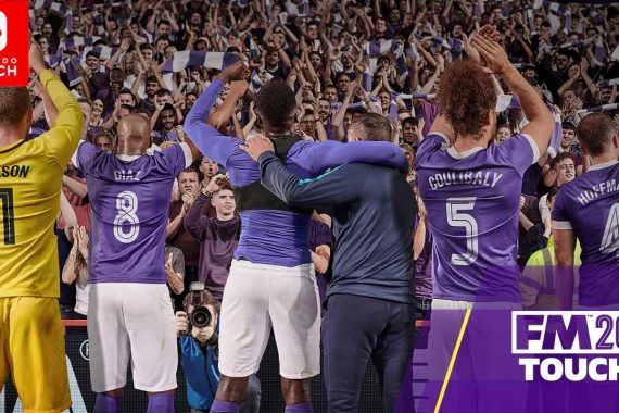 Football Manager 2020 Touch – Recensione